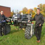 L'agriculture électrique: se paver un chemin vers l'avenir