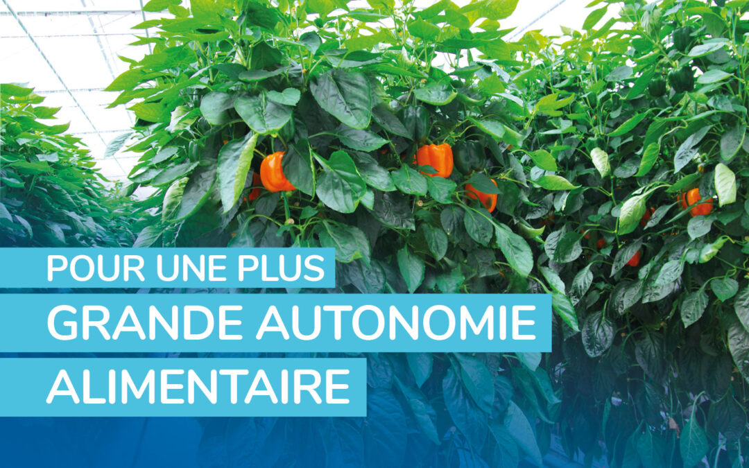 Vers l'autonomie alimentaire au Québec