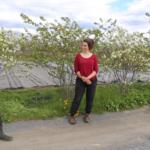 Québec Solidaire organise une corvée solidaire aux Jardins de la Grelinette