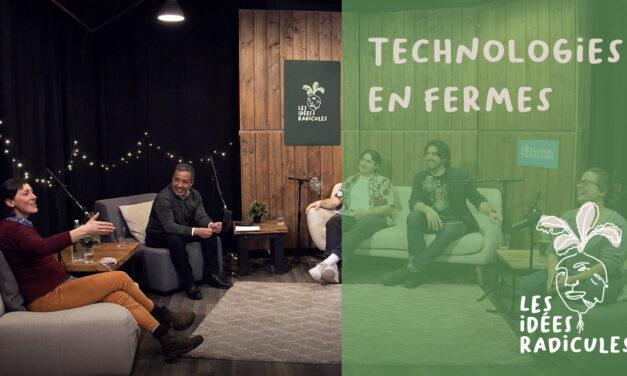 Épisode 6 – Technologies dans les fermes