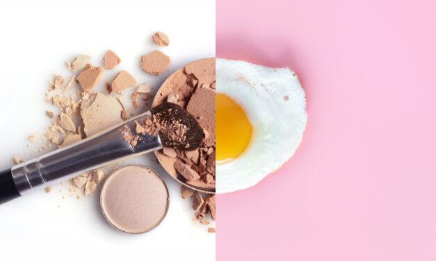 Les œufs poudrés